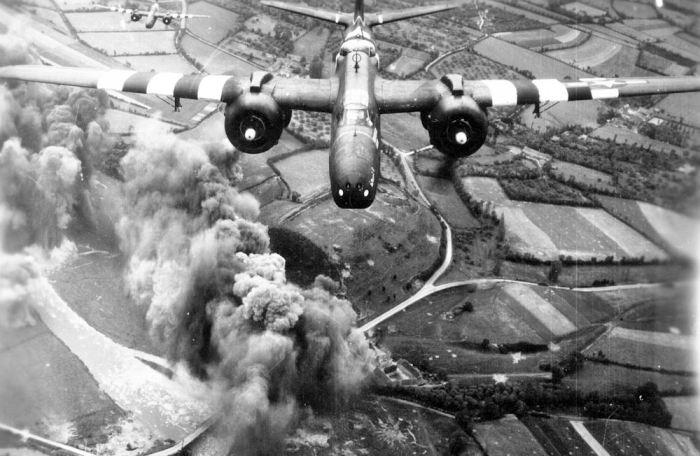 D-Day, bomber