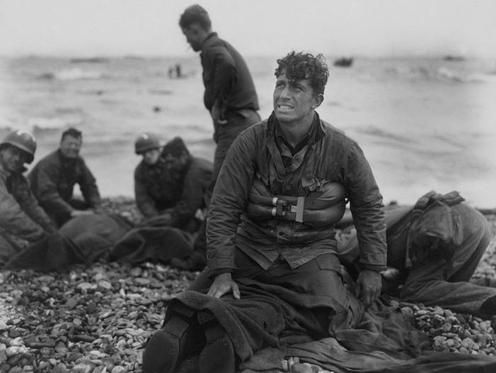 D-Day, Daniel Farley photo?