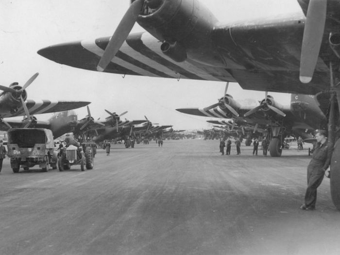 D-Day, invasion stripes